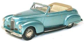 "1950 Humber Super Snipe ""Tickford Body"" Drophead Coupe (Light Green Metallic)"