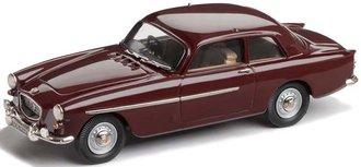 1956 Bristol 406 2-Door Sedan (Maroon)