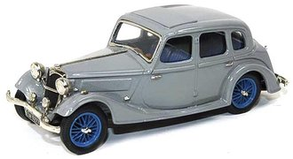 1936 Riley Adelphi (Gray)