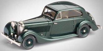 1936 Bentley 4¼-Litre Fixed Head Coupe (Barker Coachwork) (Dark Emerald Green Metallic)