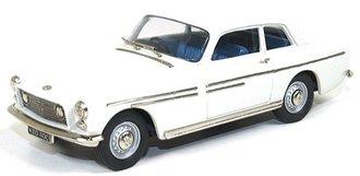 1964 Bristol 408 2-Door Sedan (White)