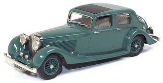 "1937 Bentley 4½ Litre ""Park Ward"" Sport Saloon (Green)"