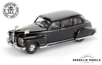 Vatican 1947 Cadillac series 75 Imperial Sedan Model 7533 (Black)