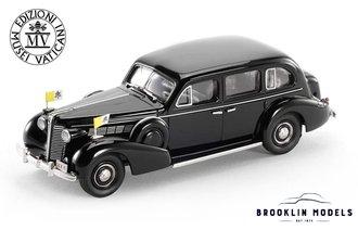 Vatican 1938 Buick Limited Series 90L Limousine (Black)