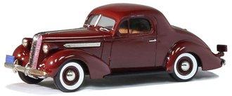 1936 Pontiac Deluxe Six Coupe (Maroon)