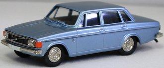 1973 Volvo 144GL Grand Deluxe (Blue Metallic)