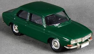 1939 Saab 99 2-Door Sedan (Dark Green)