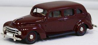 1950 Volvo PV 831 4-Door Sedan Taxi (Maroon)