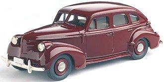 1950 Volvo PV 60 4-Door Sedan (Maroon)