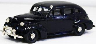 "1950 Volvo PV 60 4-Door Sedan ""Polis"" (Dark Blue)"