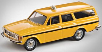 "1973 Volvo 145 Express Van ""S.A.S"" (Yellow)"