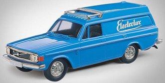 "1973 Volvo 145 Express Van ""S.A.S"" (Blue)"