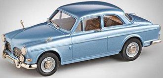 1970 Volvo Amazon GT 2-Door Sedan (Blue Metallic)