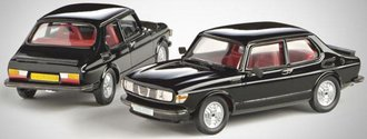 1980 Saab 99 Turbo (Black)