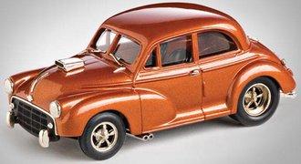 1952 Morris Minor Gasser (Copper Brown)