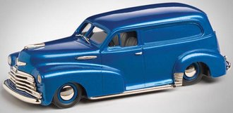 1947 Chevrolet Stylemaster Sedan Delivery (Blue Metallic)