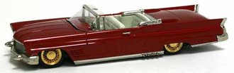 1960 Lincoln Continental Convertible (Low Rider) (Metallic Red)
