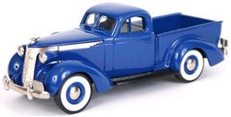 1937 Studebaker Coupe Express Pickup (Beverley Blue)