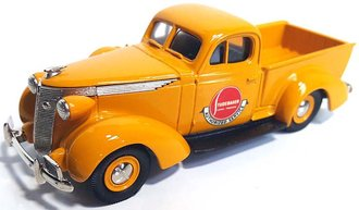 "1937 Studebaker Pickup ""Studebaker Service"" (Chrome Yellow)"