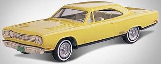 1969 Plymouth GTX 2-Door Hardtop (Yellow)
