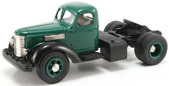 1:43 1947 International KB-12 Semi/Tractor Cab (IH Green)