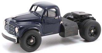 1:43 1950 Studebaker Semi/Tractor Cab (Midnight Blue)