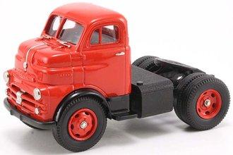 1953 Dodge COE Semi/Tractor Cab (Dodge Red)
