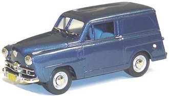 1951 Crosley Sedan Delivery (Mariner Blue)