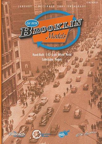 Brooklin Models 2001 Color Catalog