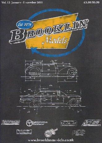 Brooklin Models 2011 Color Catalog & Collector's Guide - Vol. 12