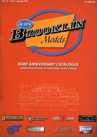 Brooklin Models 2014-15 Color Catalog & Collector's Guide - Vol. 15
