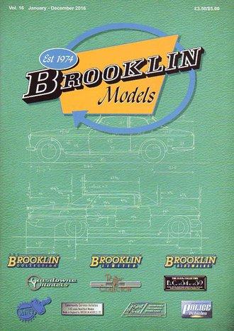 Brooklin Models 2016-17 Color Catalog & Collector's Guide - Vol. 16