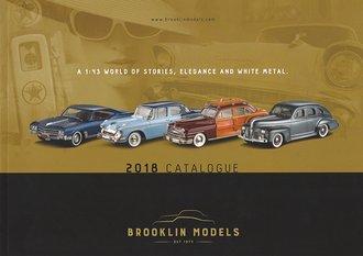 Brooklin Models 2018 Color Catalog - Vol. 17