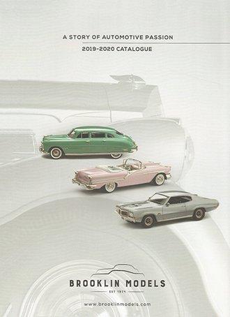Brooklin Models 2019-20 Color Catalog - Vol. 18