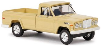 1:87 1967 Jeep Gladiator Pickup (Beige)