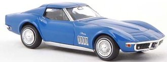 Corvette C3 Hardtop (Blue)