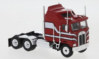1:87 Kenworth K-100 Aerodyne Tractor (Red/White)
