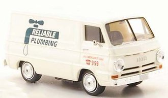 "Dodge A 100 Van ""Reliable Plumbing"""