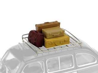 1:43 Luggage Load (4-Piece) w/Roof Rack