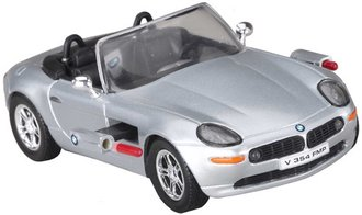 """James Bond BMW Z8 """"The World Is Not Enough"""""""