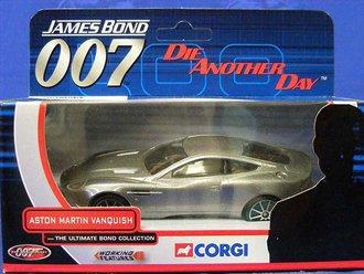 """James Bond Aston Martin Vanquish """"Die Another Day"""""""