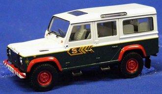 """Land Rover Defender 110 """"Eddie Stobart"""""""