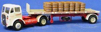 "ERF V Semi Flat w/Barrels ""McEwan"""