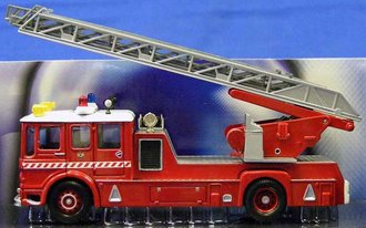 "AEC Fire Turntable Ladder Truck ""W. Australia Fire Brigades"""