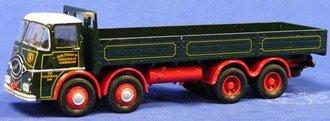 "ERF KV 8-Wheel Rigid Dropside Lorry ""Eddie Stobart"""