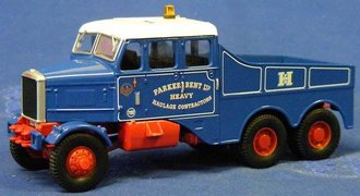 "Scammell Constructor Heavy Haul Tractor ""Parker Brent"""
