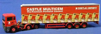 "ERF Semi Container ""Newcastle Cement"""