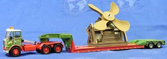 Atkinson Venturer 2-Axle w/Low Loader & Propeller