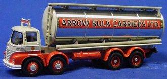 "Foden S21 M.M. Tanker ""Arrow Bulk Carriers"""