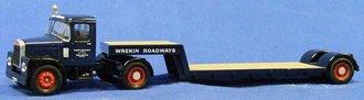 """Scammell Highwayman Articulated Low Loader """"Wrekin Roadways"""""""